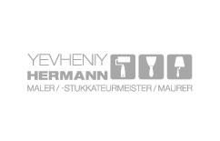 Logo Yevheniy Hermann Malerfachbetrieb