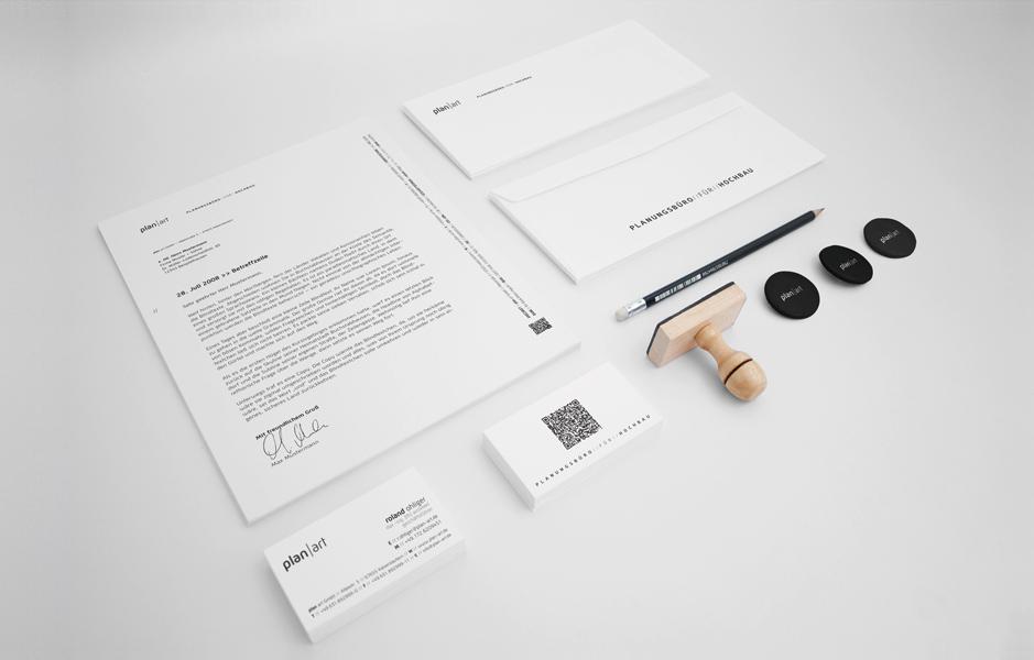 Corporate Design plan art GmbH